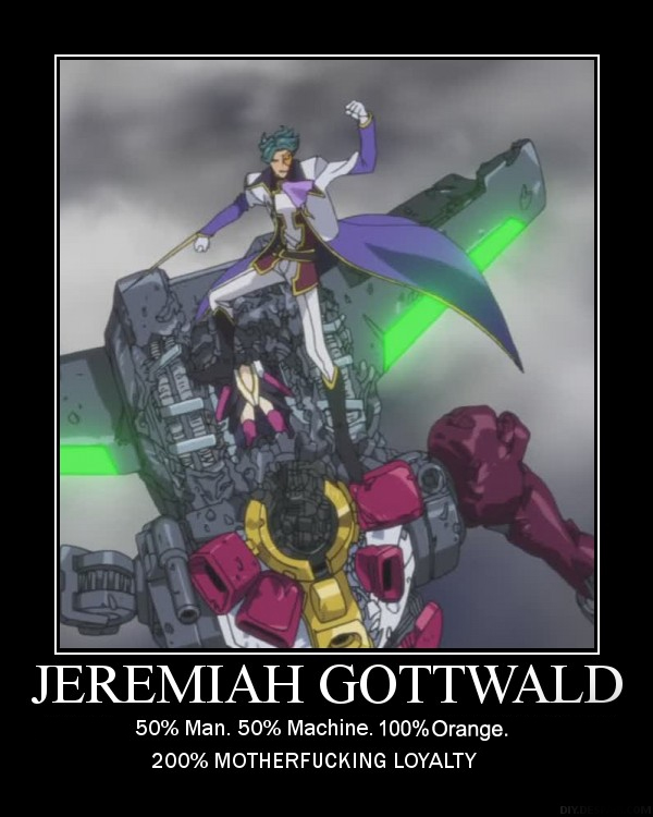 Loyalty of Jeremiah Gottwald by KeganVfar