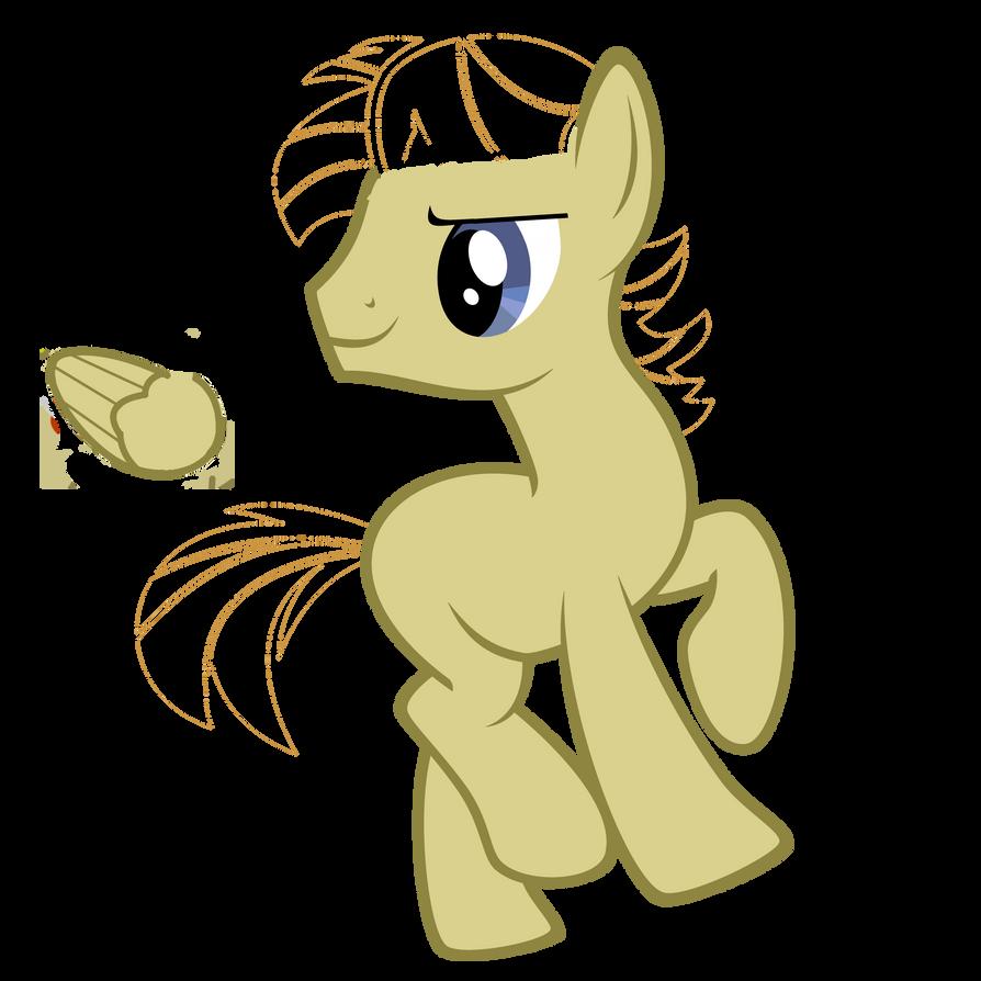 Mlp Stallion Base MLP: FiM - Stallion Ba...