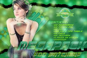 +MEGAPACK DE +500 WATCHERS by LupishaGreyDesigns