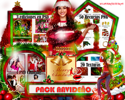 +PACK DE NAVIDAD by LupishaGreyDesigns