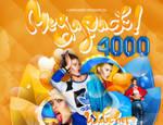 MEGAPACK DE 4000 WATCHERS
