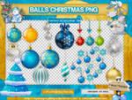 BALLS CHRISTMAS PNG