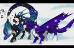 Contest Entry: Maya and Neko by Neko-The-Dragon