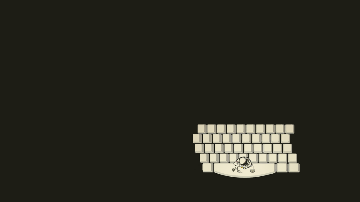 Space Bar by Prdenko