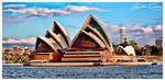 Sydney Opera House by jaydoncabe