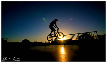 BMX Rider Matt 12 by jaydoncabe