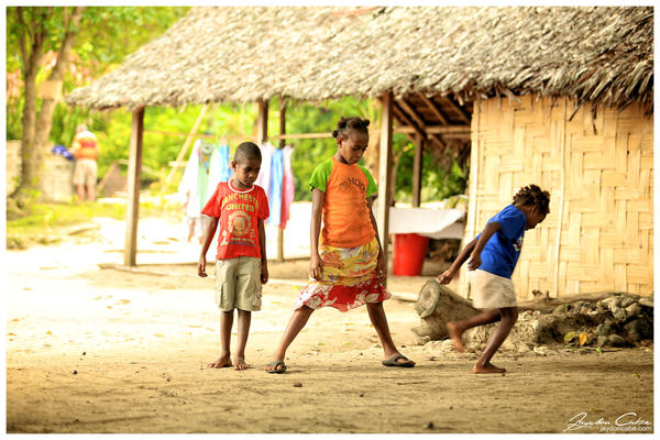 Walla Island Hopscotch by jaydoncabe