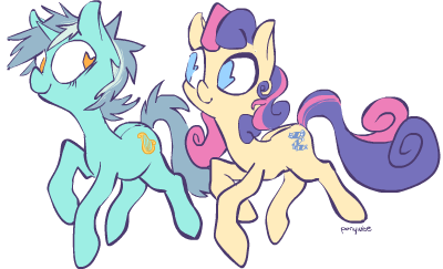 bffs by ponywise