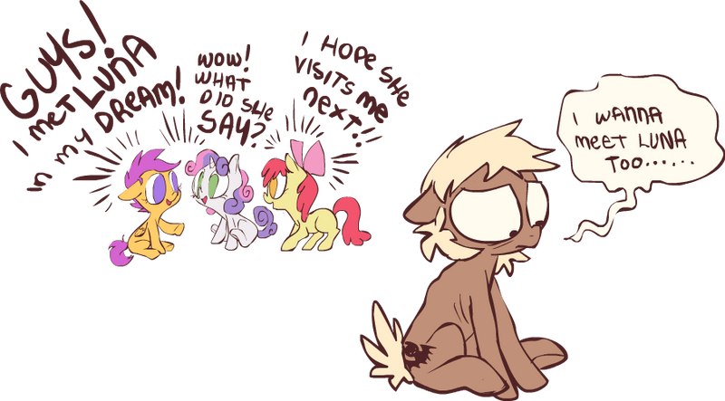 Missing out by ponywise