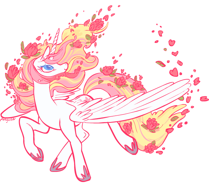 Commission: Princess Apricity by ponywise