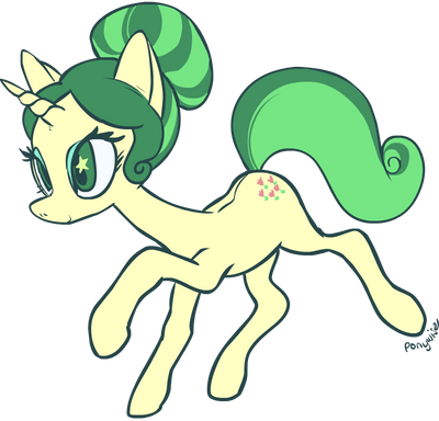 Commission: Felicity Mossrock by ponywise