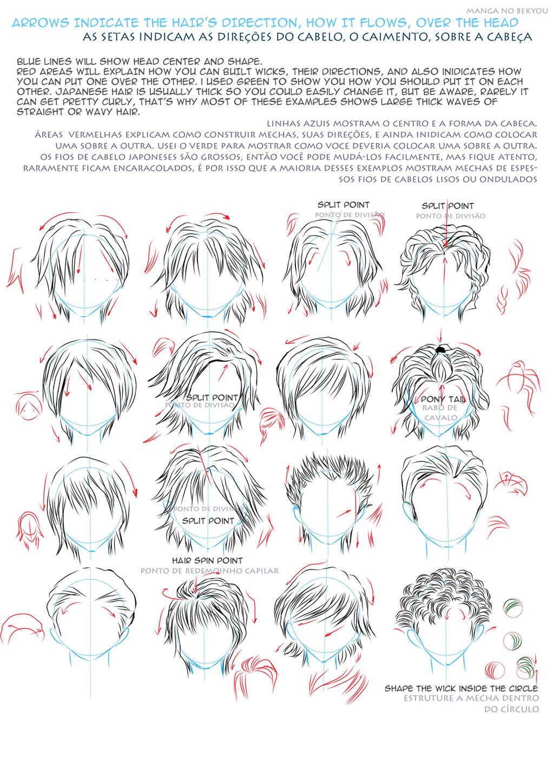 Hair styles by genshiken-rj