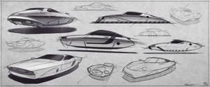 Mag-lev Cars
