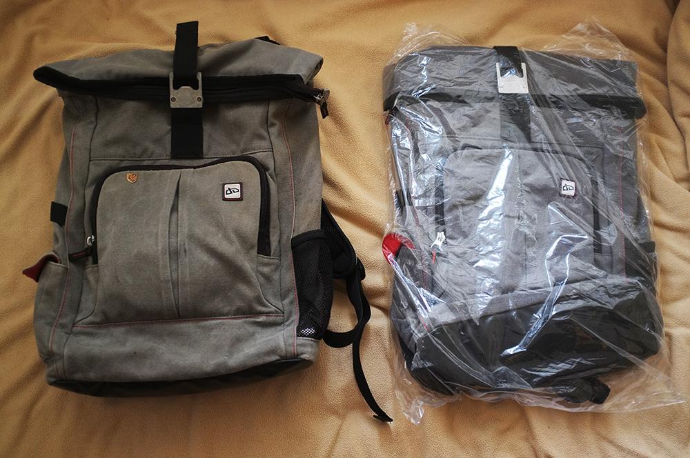 dA PRO Nomad Bag by WSmieszek