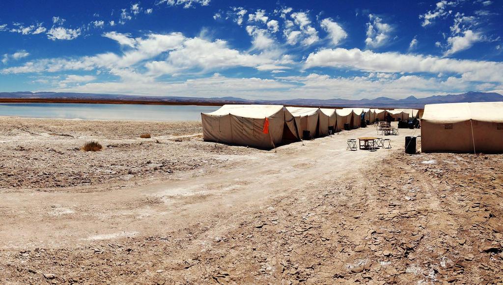 Atacama Crossing 2014: Salar de Atacama by WSmieszek