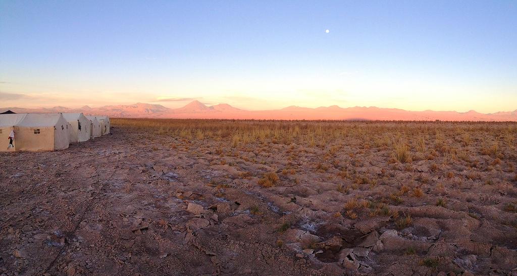 Atacama Crossing 2014: Moonrise by WSmieszek