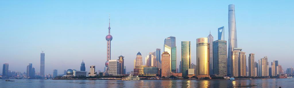Weekend in Shanghai by WSmieszek