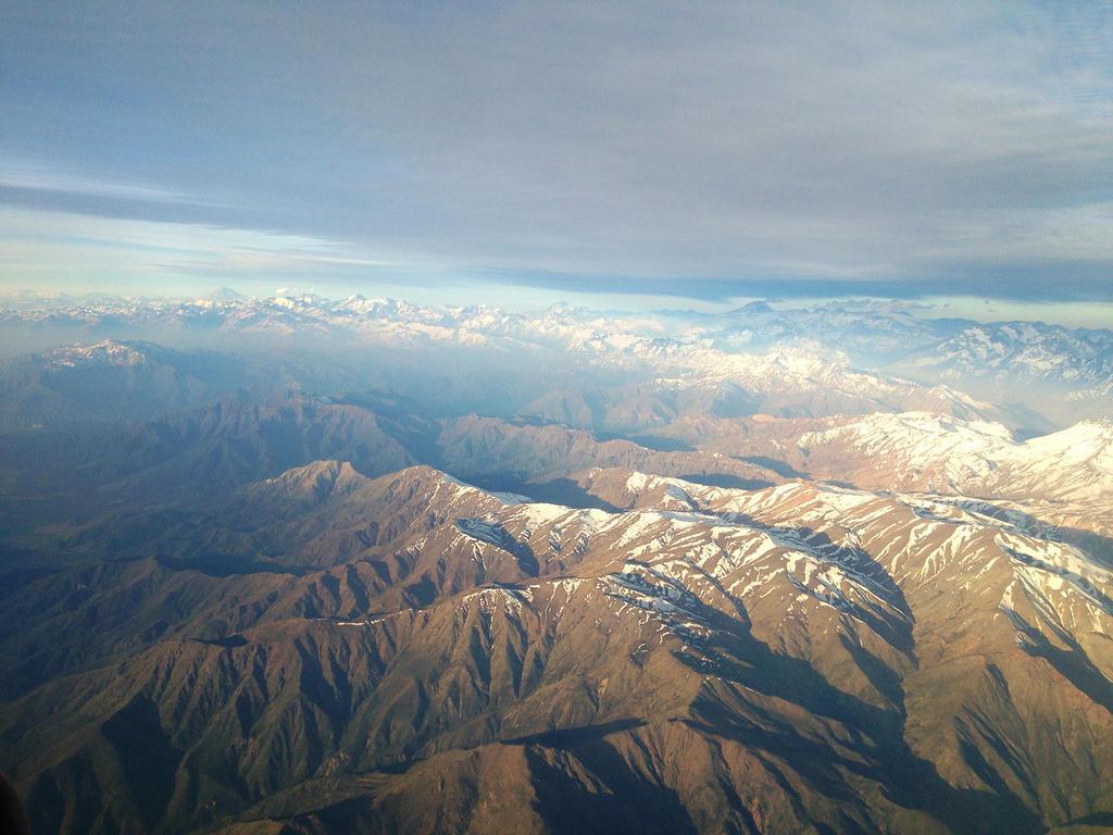 Andes by WSmieszek