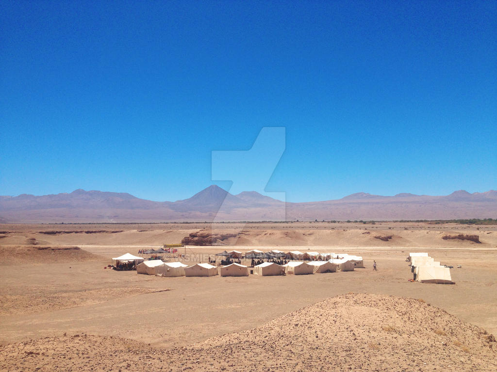 Atacama 2014: 10th Anniversary Camp by WSmieszek
