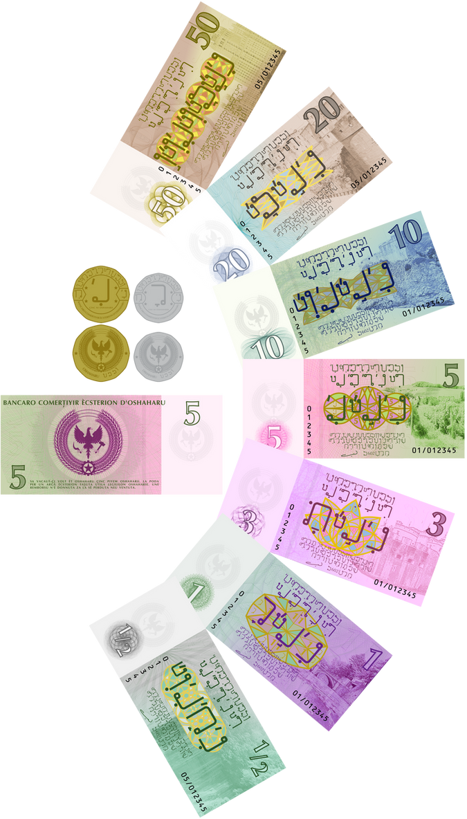 Oshaharu Foreign Exchange Certificates (FECs)