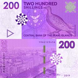 OMG MONEY (Pearl Islands 200 shilling)