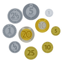 OMG MORE MONEY (Pearl Islands coins, 2020 edition)