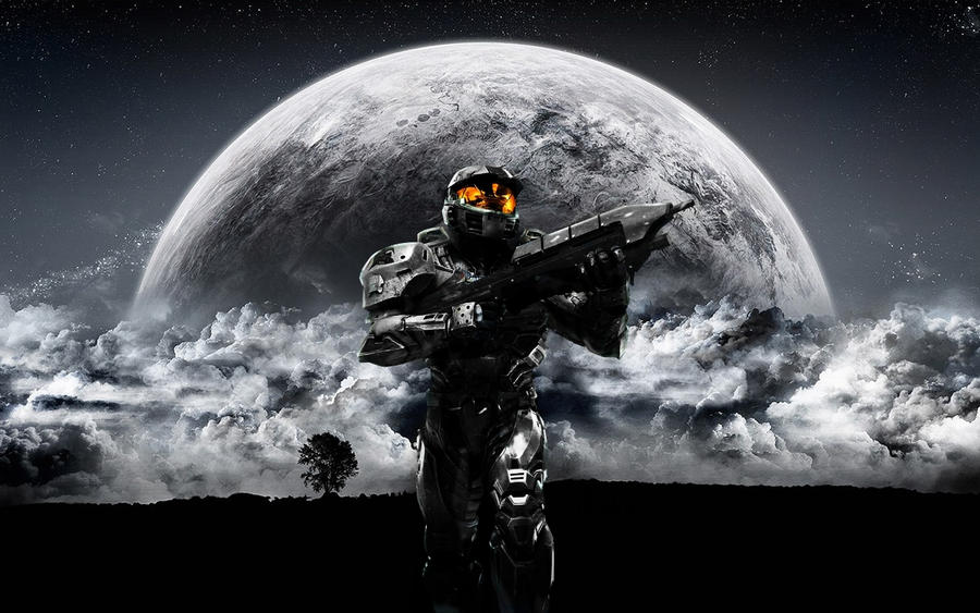 Halo Wars Wallpaper By SilverPit On DeviantArt