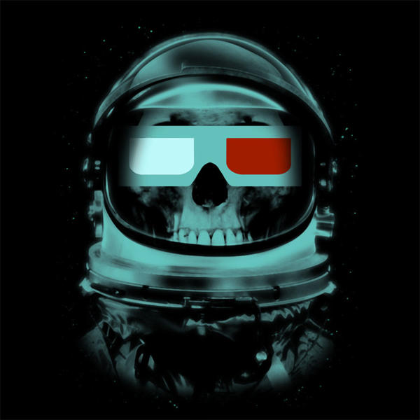 3d Spaceman by Design-By-Humans