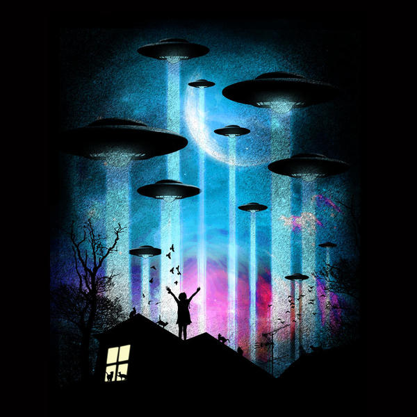 Martians Coming by Design-By-Humans on DeviantArt