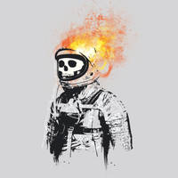 Crash and Burn Shirts by Design-By-Humans