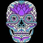 Lotus Skull Shirt