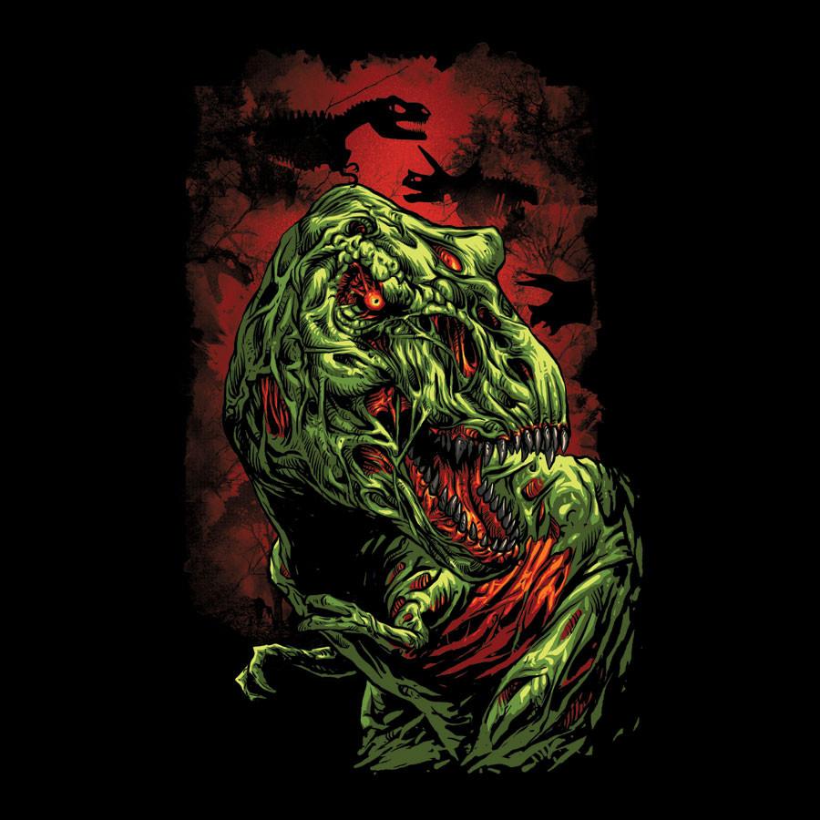 Jurassic Zombie