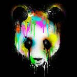 Technicolor Panda Shirts
