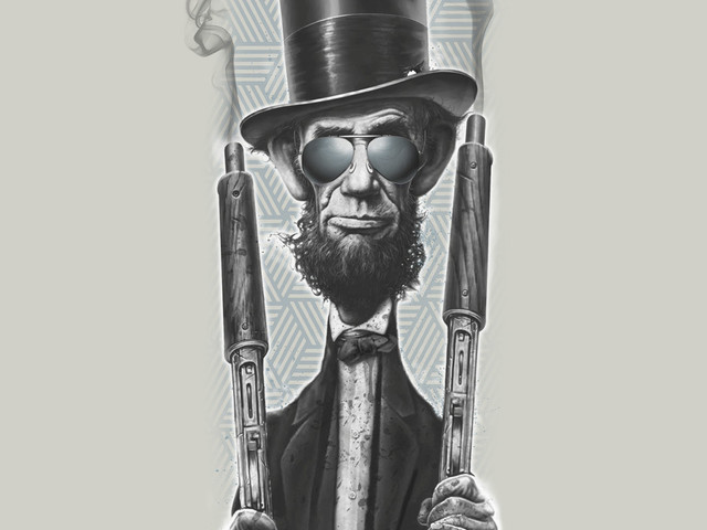 Bad Lincoln by Design-By-Humans
