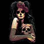 Dama De La Muerte by Geno75