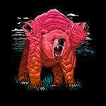 Limited Edition Return Of The CerBEARus by thestr