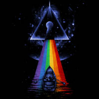 LTD ED Dark Side Of The Mystery by Buko by Design-By-Humans