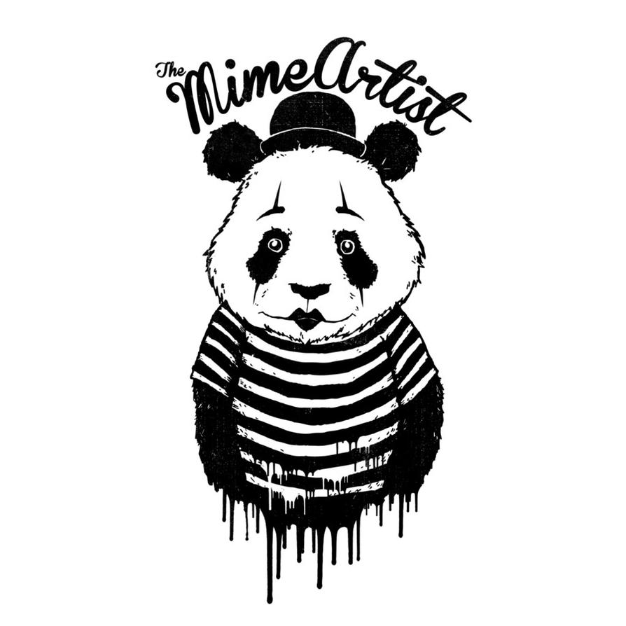 Shirts human design - The Mime Artist By Design By Humans
