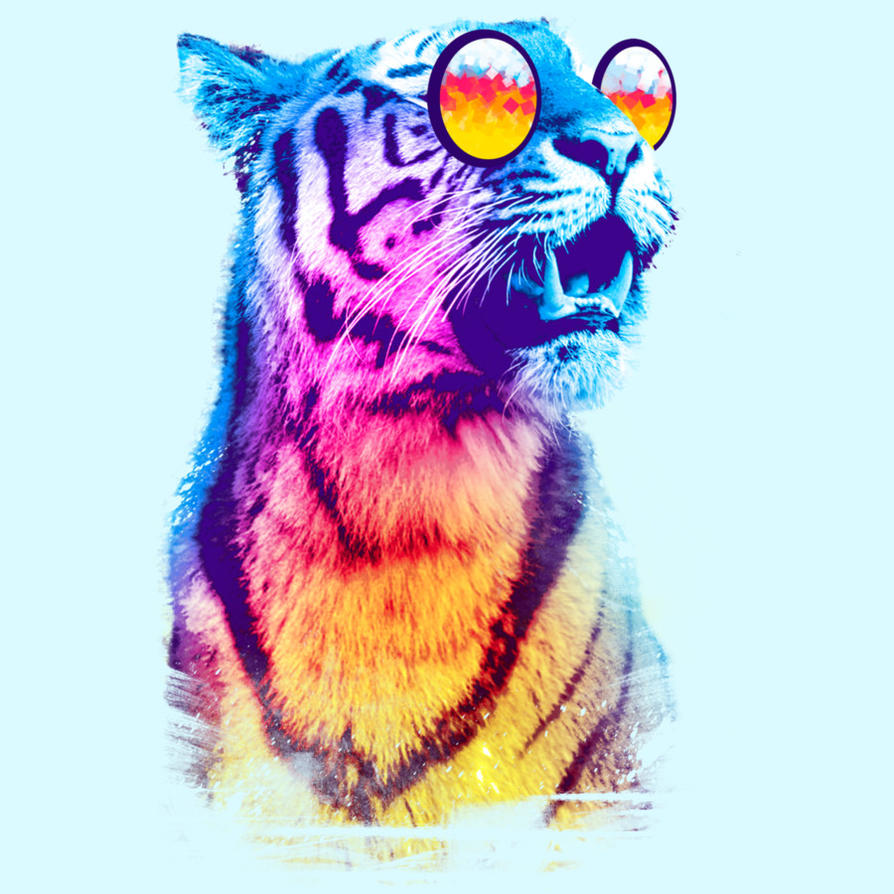 Tiger Breeze by Design-By-Humans