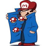 Mario Shroom Dealer