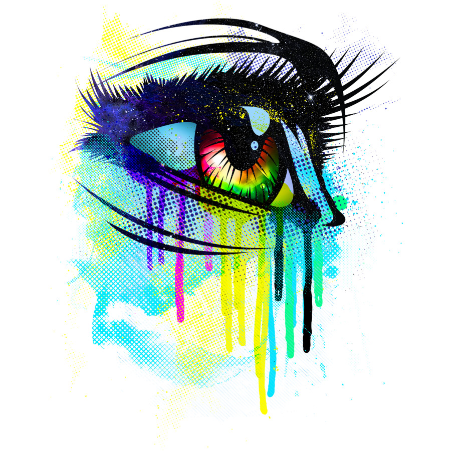 Tears of Colors by Design-By-Humans on DeviantArt