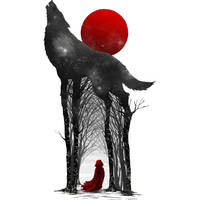 Little Red by Design-By-Humans