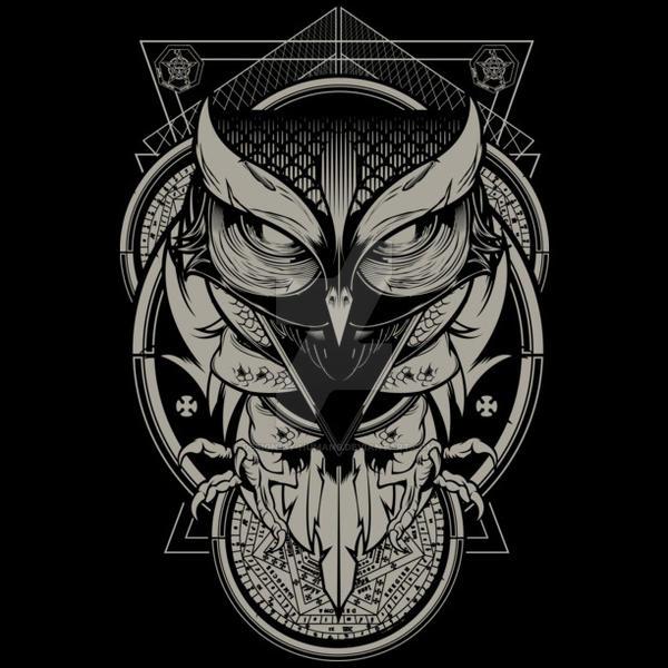 alchemy owl by design by humans on deviantart. Black Bedroom Furniture Sets. Home Design Ideas