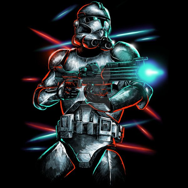 Clone Trooper by Design-By-Humans