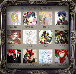 Art Summary 2009 by gensoukai12