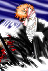 Bleach_Black and White 2 by gensoukai12