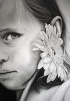 Little Girl (detail) by 19Frency94
