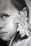 Little Girl (detail)
