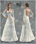 Wedding Dress Life Dream (TS2)
