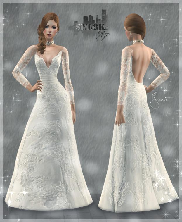 I Dream Wedding Dresses Reviews 108